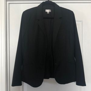 Isaac Mizrahi for Target Black Blazer